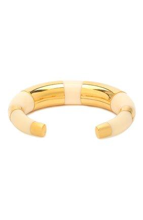 Женский браслет CHLOÉ золотого цвета, арт. CHC20AFB74BRR | Фото 2 (Материал: Металл)