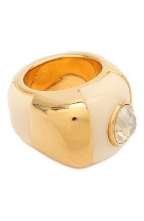 Женское кольцо CHLOÉ белого цвета, арт. CHC20AFR67BRG | Фото 1