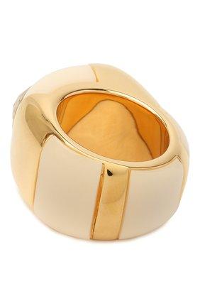 Женское кольцо CHLOÉ белого цвета, арт. CHC20AFR67BRG | Фото 2