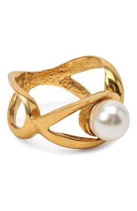 Женское кольцо OSCAR DE LA RENTA золотого цвета, арт. P20J406G0L | Фото 1