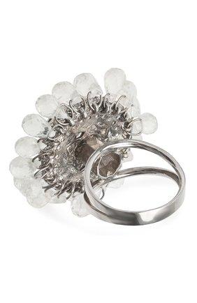 Женское кольцо DZHANELLI серебряного цвета, арт. 0507 | Фото 2