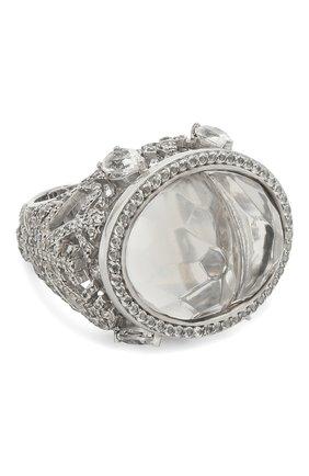Женское кольцо DZHANELLI серебряного цвета, арт. 0234 | Фото 1