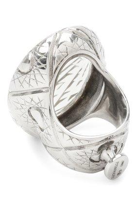 Женское кольцо DZHANELLI серебряного цвета, арт. 0510-1   Фото 2