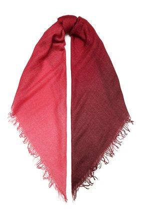 Женский шарф из кашемира и шелка FALIERO SARTI розового цвета, арт. I21 2064 | Фото 1