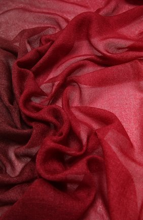 Женский шарф из кашемира и шелка FALIERO SARTI розового цвета, арт. I21 2064 | Фото 2