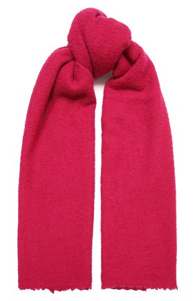 Женский шарф FALIERO SARTI розового цвета, арт. I21 0200 | Фото 1