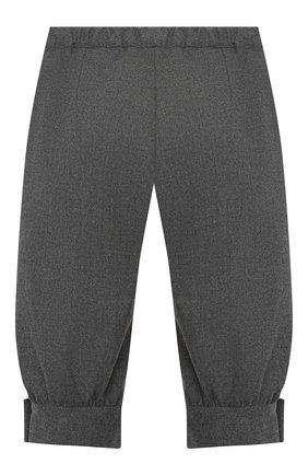 Детские брюки IL GUFO серого цвета, арт. A20PL315WR003/2A-4A | Фото 2
