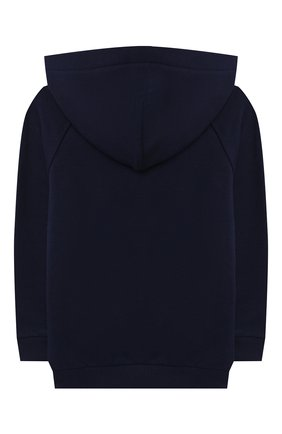 Детский комплект из толстовки и брюк MOSCHINO темно-синего цвета, арт. MUK02Q/LDA17   Фото 3