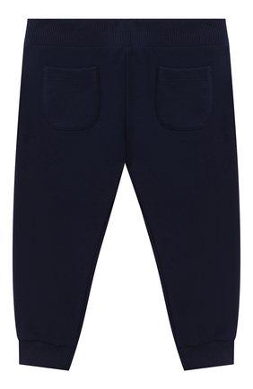 Детский комплект из толстовки и брюк MOSCHINO темно-синего цвета, арт. MUK02Q/LDA17   Фото 6