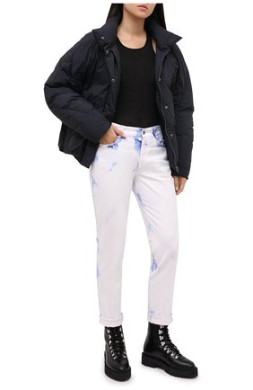 Женские джинсы STELLA MCCARTNEY белого цвета, арт. 372773/S0H09 | Фото 2