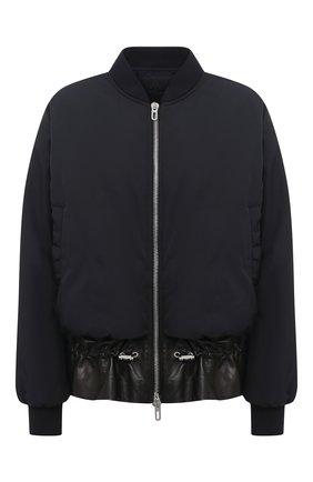 Женская куртка DROME черного цвета, арт. DTD3059P/D1916P | Фото 1
