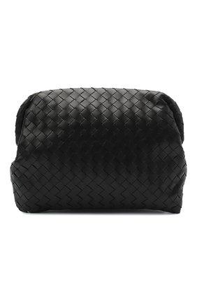 Мужская кожаный клатч BOTTEGA VENETA черного цвета, арт. 643076/VCPP0 | Фото 1
