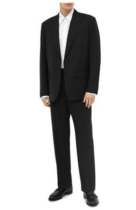 Мужской пиджак VALENTINO черного цвета, арт. UV0CEC056DP | Фото 2