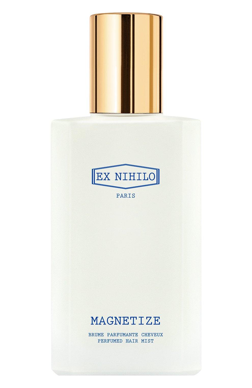 Парфюмированная дымка для волос magnetize EX NIHILO бесцветного цвета, арт. 3760264092346 | Фото 1 (Ограничения доставки: flammable)