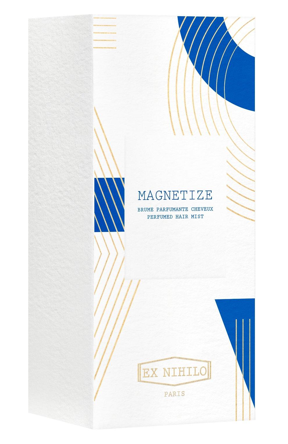 Парфюмированная дымка для волос magnetize EX NIHILO бесцветного цвета, арт. 3760264092346 | Фото 2 (Ограничения доставки: flammable)