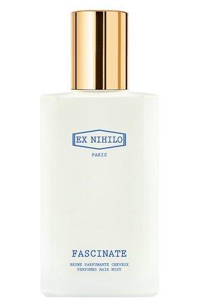 Женский парфюмированная дымка для волос fascinate EX NIHILO бесцветного цвета, арт. 3760264092315 | Фото 1