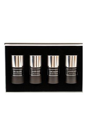 Мужские парфюмерный набор HFC бесцветного цвета, арт. 3770014573223 | Фото 1