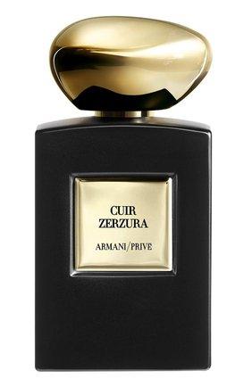 Парфюмерная вода cuir zerzura GIORGIO ARMANI бесцветного цвета, арт. 3614272905139 | Фото 1