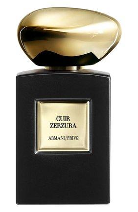 Парфюмерная вода cuir zerzura GIORGIO ARMANI бесцветного цвета, арт. 3614272905146 | Фото 1