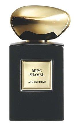 Парфюмерная вода musc shamal GIORGIO ARMANI бесцветного цвета, арт. 3614273014571 | Фото 1