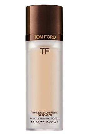Тональная основа traceless soft matte foundation, 2.0 buff TOM FORD бесцветного цвета, арт. T8X9-10 | Фото 1