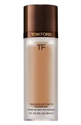 Тональная основа traceless soft matte foundation, 8.2 warm honey TOM FORD бесцветного цвета, арт. T8X9-28 | Фото 1