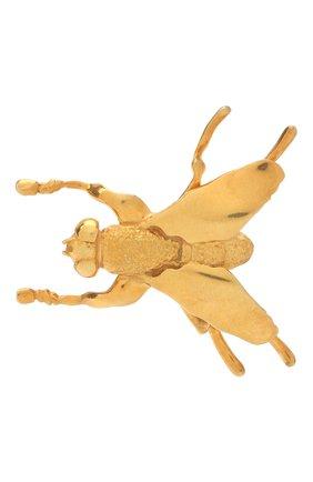 брошь муха insecta DZHANELLI золотого цвета, арт. 0111   Фото 1