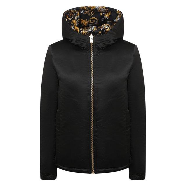 Пуховая куртка Versace Jeans Couture