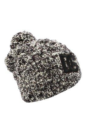 Женский шерстяная шапка DOLCE & GABBANA разноцветного цвета, арт. FX212Z/JAM8V | Фото 1