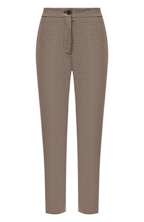 Женские брюки ERIKA CAVALLINI бежевого цвета, арт. W0/P/P0WG12 | Фото 1