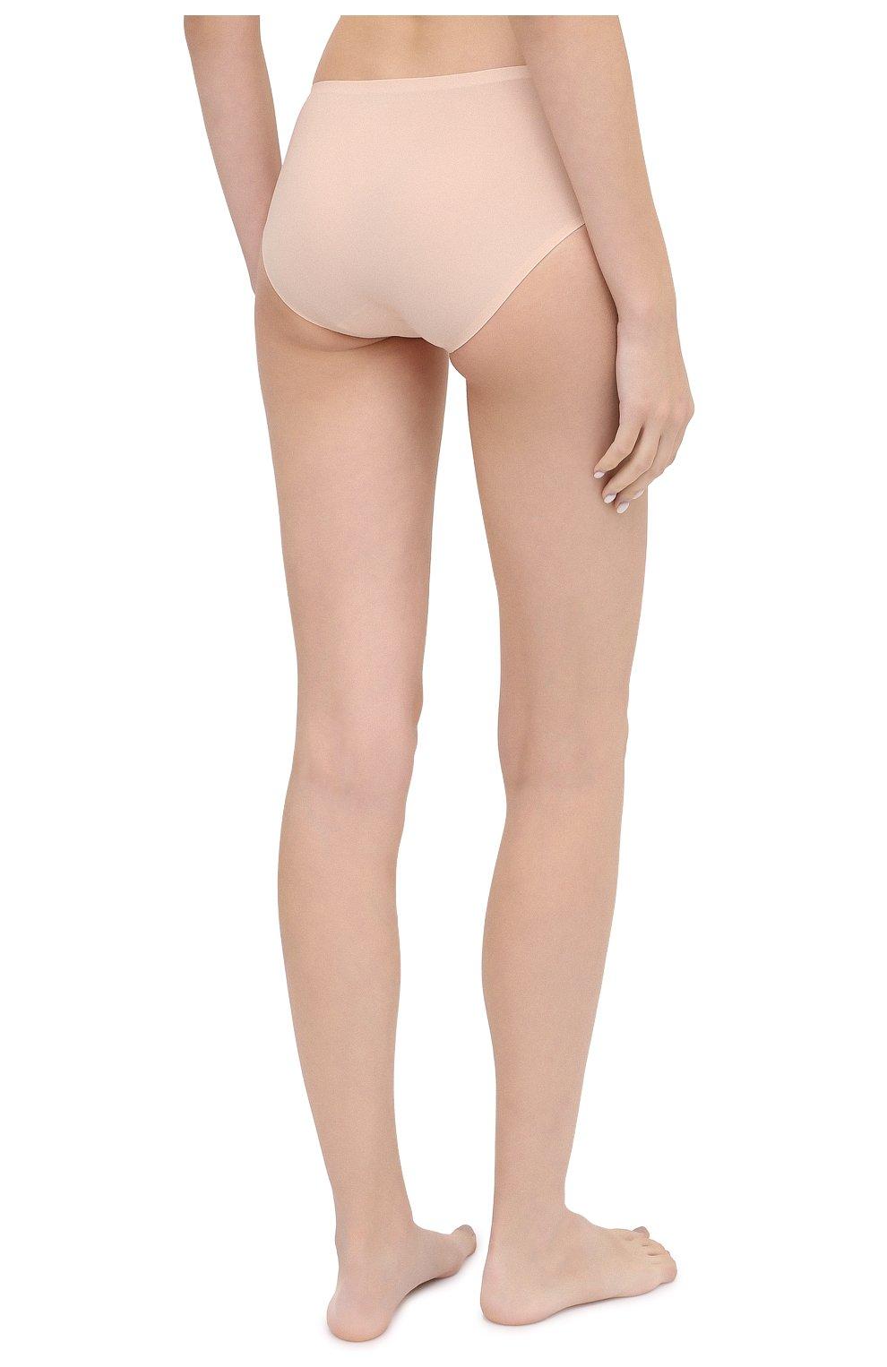 Женские трусы-шорты CHANTELLE бежевого цвета, арт. C26440 | Фото 3