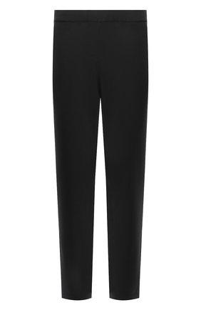 Мужские шерстяные брюки LORO PIANA темно-серого цвета, арт. FAI3034 | Фото 1 (Длина (брюки, джинсы): Стандартные; Материал внешний: Шерсть; Случай: Повседневный; Стили: Кэжуэл)