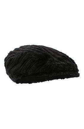 Мужская хлопковое кепи DOLCE & GABBANA черного цвета, арт. GH587A/FRVAY   Фото 1