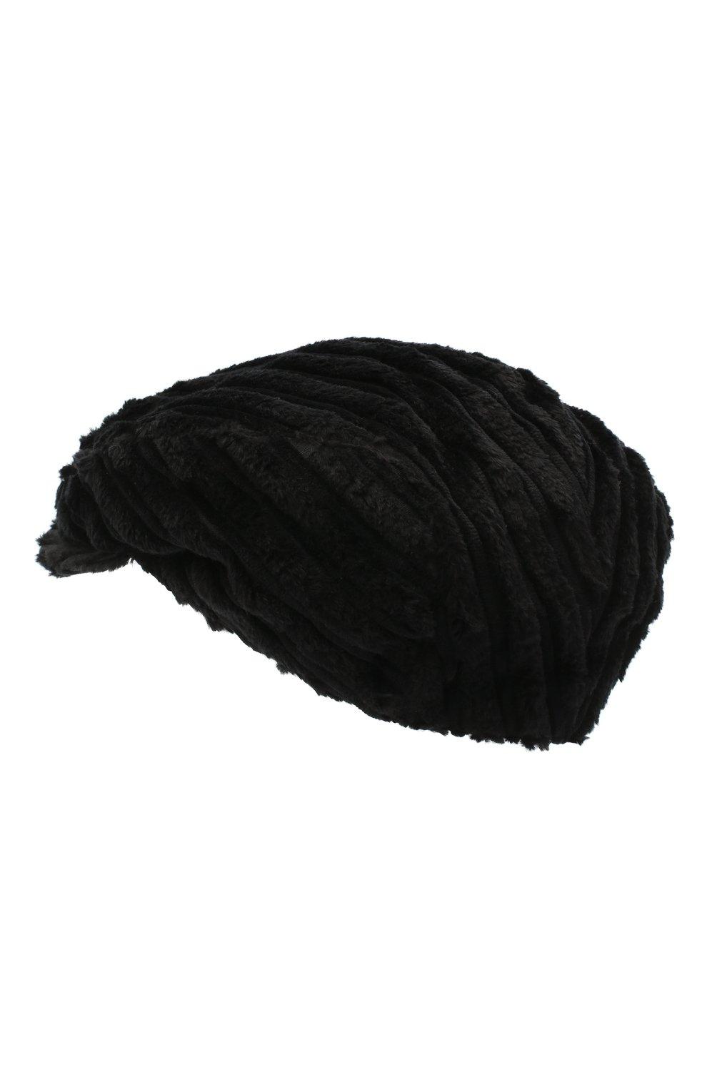 Мужская хлопковое кепи DOLCE & GABBANA черного цвета, арт. GH587A/FRVAY | Фото 2