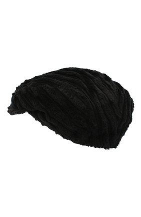 Мужская хлопковое кепи DOLCE & GABBANA черного цвета, арт. GH587A/FRVAY   Фото 2