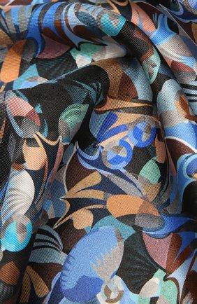 Мужской шелковый платок ETON синего цвета, арт. A000 32638 | Фото 2