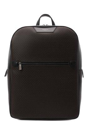 Мужской рюкзак stepan SERAPIAN темно-коричневого цвета, арт. SSTEPMLL7006M31D | Фото 1