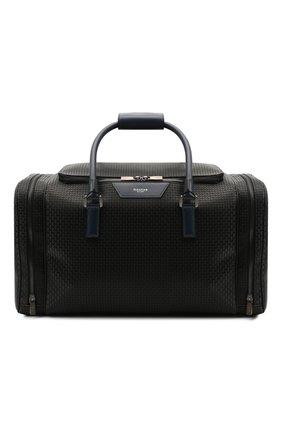 Мужская дорожная сумка stepan SERAPIAN черного цвета, арт. SSTEPMTR7130M45A | Фото 1