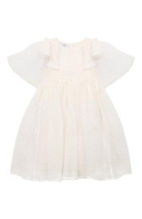 Детское платье PAADE MODE бежевого цвета, арт. 20410751/4M-8Y   Фото 1
