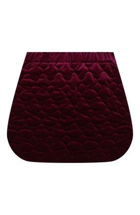 Детская хлопковая юбка PAADE MODE фиолетового цвета, арт. 20416614/4M-8Y | Фото 2 (Случай: Повседневный; Материал внешний: Хлопок; Материал подклада: Вискоза; Ростовка одежда: 6 лет | 116 см, 8 лет | 128 см)