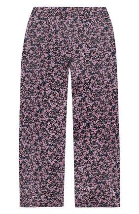 Детские шелковые брюки PAADE MODE розового цвета, арт. 20418053/4M-8Y   Фото 2