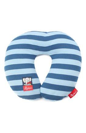 Детского подушка под шею SIGIKID голубого цвета, арт. 40836 | Фото 1