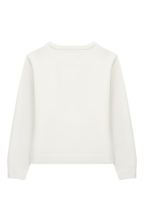 Детский пуловер CHARABIA белого цвета, арт. S15012   Фото 2