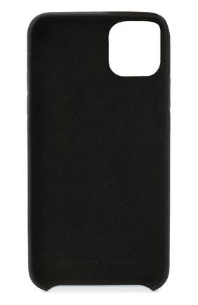 Мужской чехол для iphone 11 pro max OFF-WHITE темно-серого цвета, арт. 0WPA013F20PLA0011009 | Фото 2