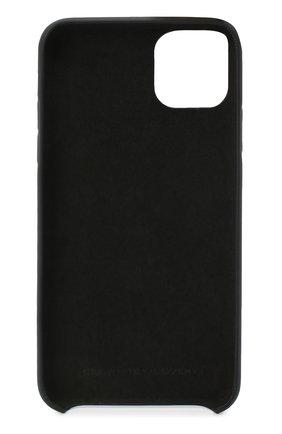 Мужской чехол для iphone 11 pro max OFF-WHITE черного цвета, арт. 0WPA013F20PLA0031084 | Фото 2