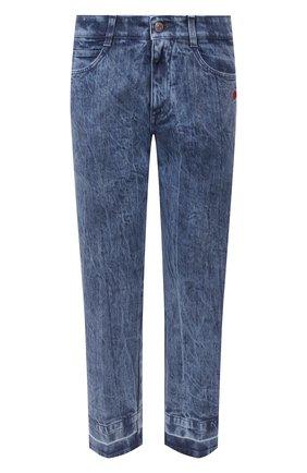 Женские джинсы STELLA MCCARTNEY синего цвета, арт. 601805/S0H04 | Фото 1