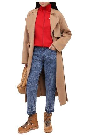Женские джинсы STELLA MCCARTNEY синего цвета, арт. 601805/S0H04 | Фото 2