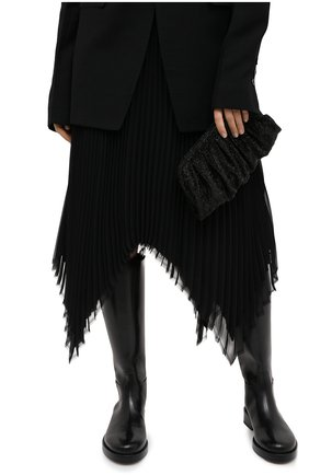 Женский клатч venus la grande BENEDETTA BRUZZICHES черного цвета, арт. 4598 | Фото 2