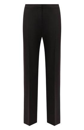 Женские брюки DRIES VAN NOTEN темно-коричневого цвета, арт. 202-10967-1224 | Фото 1