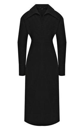 Женское платье LOW CLASSIC черного цвета, арт. L0W20FW_DR02BK | Фото 1
